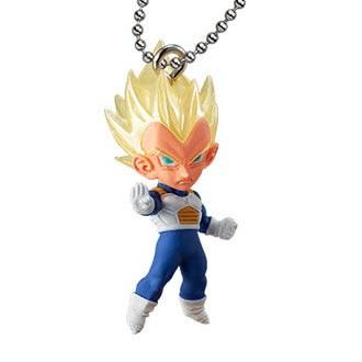 Dragon Ball Super UDM THE BEST 30 Character Capsule Mascot Swing Key Chain