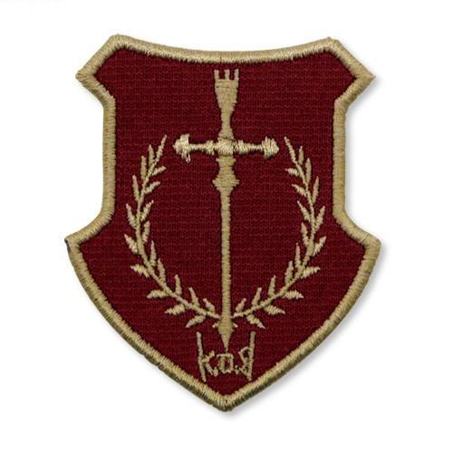 Sword Art Online SAO Knights of the Blood - Cospa Removable Velcro Patch Wappen