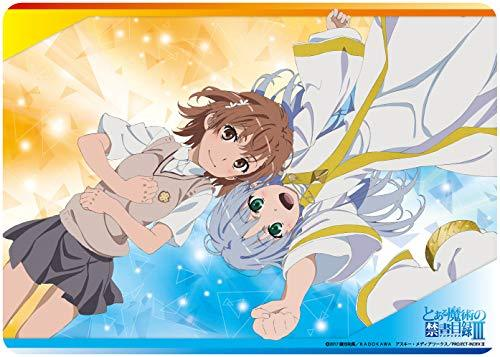 A Certain Magical Index III - Index & Mikoto - Character Rubber Playmat