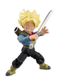 Dragon Ball Super - 66 Action Dash Super Saiyan Trunks Mini Action Toy Figure