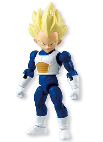 Dragon Ball Kai - 66 Action Dash Vegeta (03) - Mini Action Toy Figure DBZ