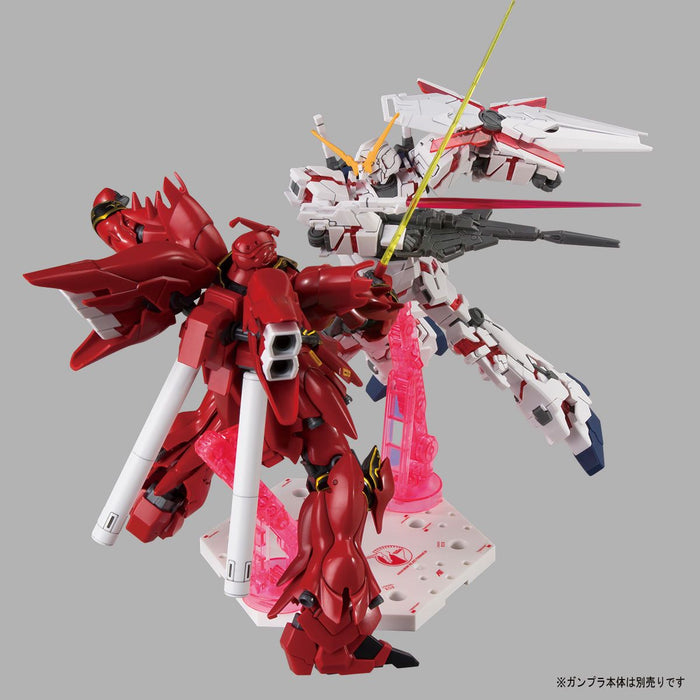 Gundam Base Action Gunpla Stand 5 Unicorn Color Limited