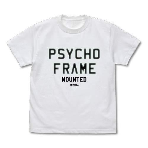 Mobile Suit Gundam: Char`s Counterattack Psycho Frame Mounted - Cospa Cotton T-Shirt White
