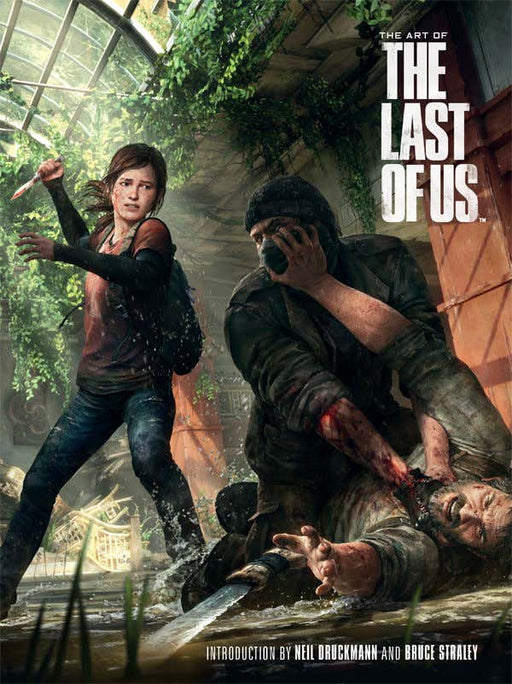 The Art of the Last of Us Part HC - Dark Horse Art Book