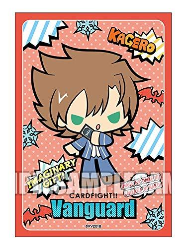 Cardfight!! Vanguard - Toshiki Kai - Character Mini Sleeves Vol.408