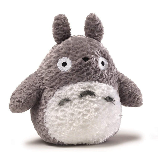 My Neighbor Totoro 9' - Sun Arrow Grey Fluffy Big Pillow Plush