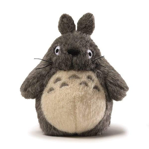 My Neighbor Totoro 7' - Sun Arrow Grey Fluffy Classic Big Pillow Plush