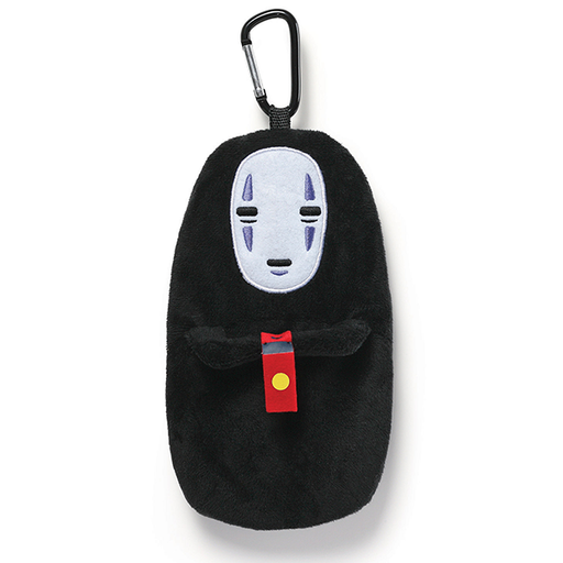 Spirited Away - No-Face - Character Plush Pouch Clip