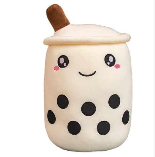 Bobaberi, Jasmine Green Milk Tea, 9in to 14in Plush Doll Toy