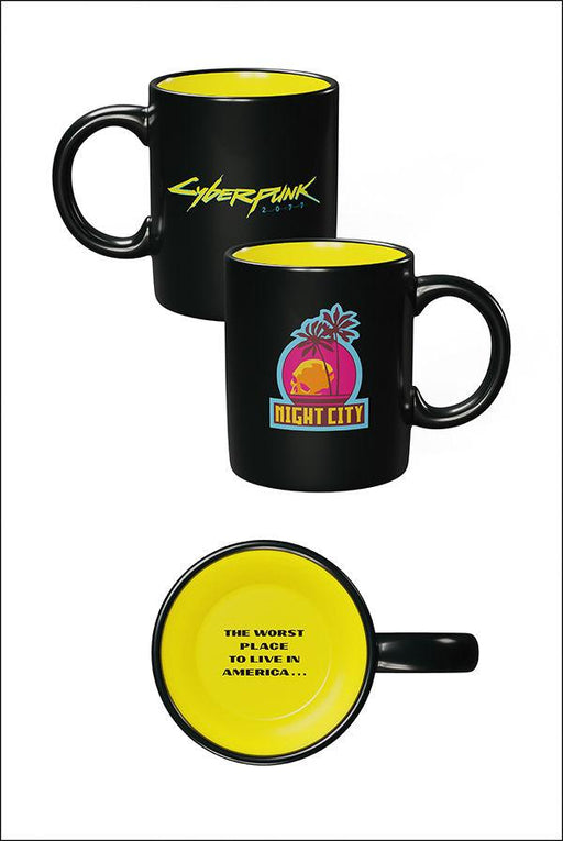 Cyberpunk 2077 - Night City - Dark Horse Comics Mug