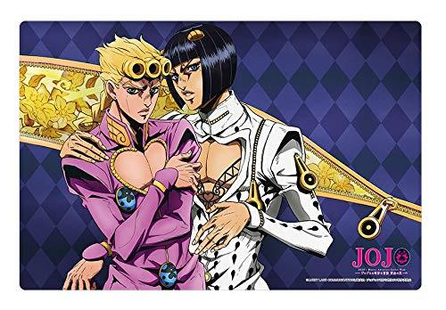 JoJo`s Bizarre Adventure: Golden Wind Giorno & Bucciarati - Character Rubber Playmat Vol.364