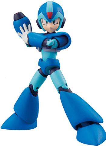 Mega Man 66 Action Dash Mega Man X Dash Effect - Mini Action Toy Figure