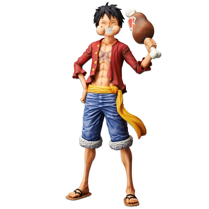 One Piece Grandista Nero Monkey D. Luffy Character Prize Figure