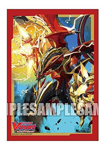 Card Fight!! Vanguard - Eradicator Gauntlet Buster Dragon - Character Mini Sleeves Vol.403 Part 2