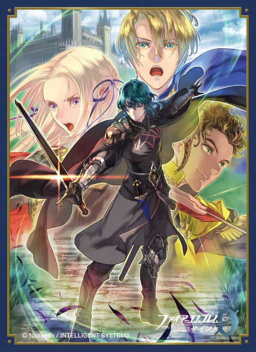 Fire Emblem 0 (Cipher) - Byleth - Character Mat Sleeves No.FE87