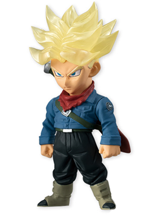 Dragon Ball Adverge - Trunks Super Saiyan - Candy Toy Figure Vol.4