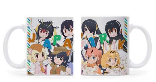 Kemono Friends - Cospa Full Color Character Mug Cup