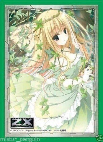 Z/X Ignition - Basil Fairy Princess - Character Sleeves