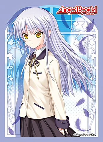 Angel Beats! - Angel Tenshi - Character Sleeves