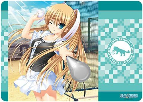 Little Busters! - Saya Tokido - Rubber Play Mat LB!