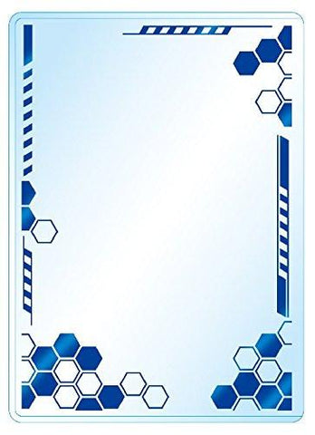 Premium Side Loader - Hexagon - Blue (3PCS)