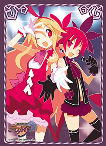 Disgaea: Hour of Darkness - Flonne & Etna - Character Sleeves 80CT