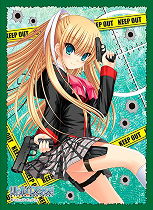 Little Busters! - Saya Tokido - Sleeves Platinum Grade 80CT LB!
