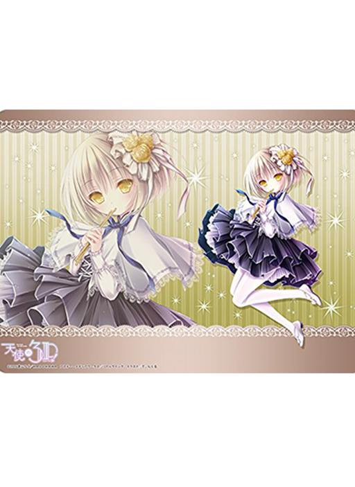 Angel`s 3Piece! - Sora - Rubber Play Mat