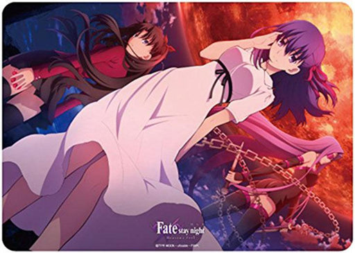Fate/stay night: Heaven`s Feel - Sakura, Rin & Rider - Rubber Play Mat