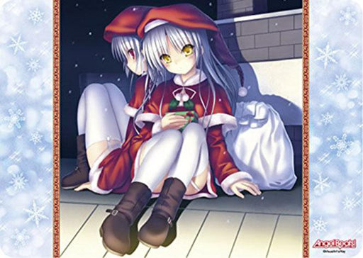 Angel Beats! - Angel Tenshi Santa Ver. - Rubber Play Mat