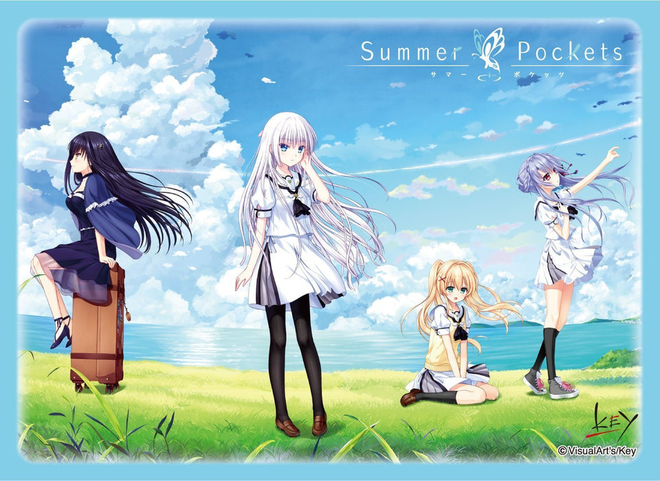 Summer Pockets - Full Cast - Character Sleeves 80PCS