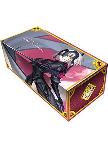 Fate Grand Order Jalter Avenger Jeanne d`Arc Alter Neo Character Storage Box w/Dividers