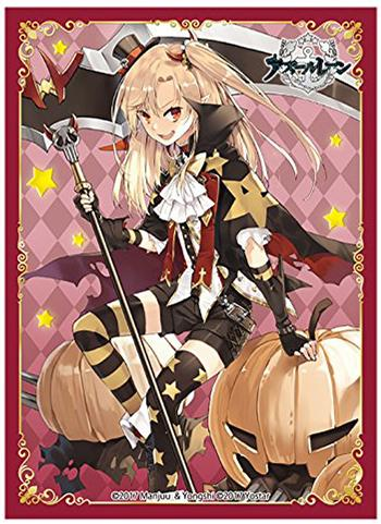 Azur Lane Cleveland Halloween Ver.- Character Sleeves 80CT Platinum Grade