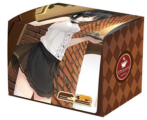 E☆2 Etsu Coffee Kizoku Welcome! - MAX Deck Box w/Divider
