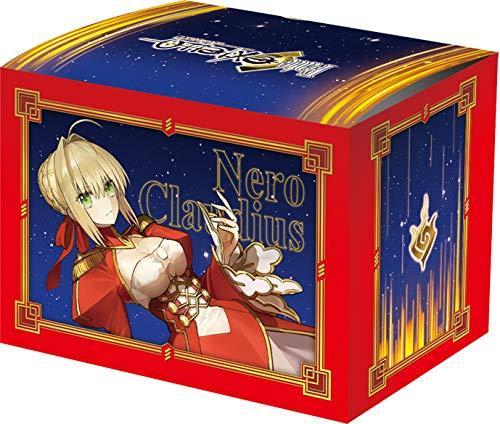 Fate//EXTELLA Nero Claudius Red Saber Card Character Super Double Deck Box Case