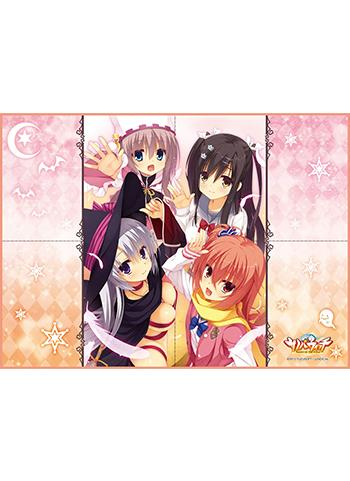 Sabbat of the Witch Sanoba Full Cast - Character Play Mat Ver.2