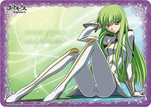 Code Geass Lelouch of the Rebellion C.C. - Character Rubber Play Mat