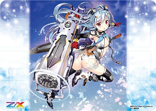 Z/X Ignition - Blue Sky Engage Azumi Kagamihara - Character Rubber Play Mat