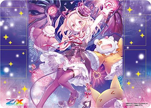 Z/X Ignition - Animus Kaleido Desire Engage - Character Rubber Play Mat