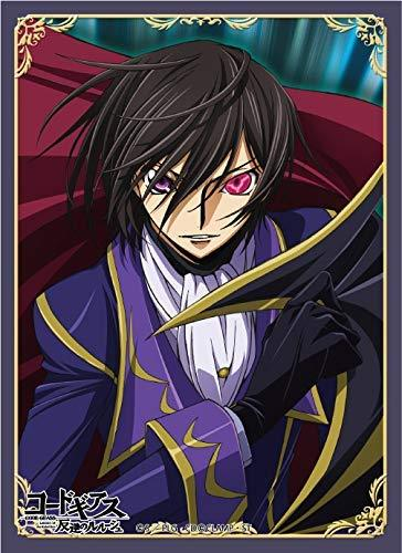 Code Geass: Lelouch of the Rebellion - Lelouch Lamperouge - Character Sleeves 80ct