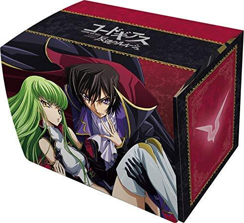 Code Geass - Lelouch and C.C. - Character Max Neo Deck Box w/Dividers