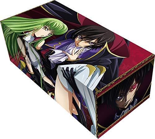 Code Geass: Lelouch of the Rebellion - Lelouch and C.C. - Character Neo Storage Box w/Dividers