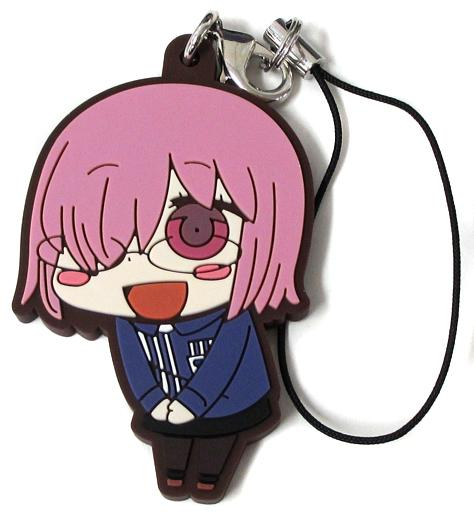 Fate Grand Order × Lawson Exclusive Riyo Rubber Strap Mascot FGO