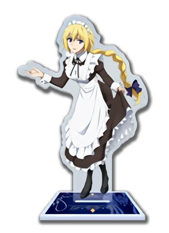 Fate/Apocrypha Collab Cafe - Ruler Jeanne d'Arc - Exclusive Acrylic Stand