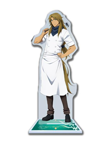 Fate/Apocrypha Collab Cafe - Archer of Black Chiron - Exclusive Acrylic Stand