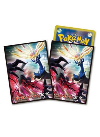Pokemon Xerneas & Yveltal - Character Sleeves XY 32ct
