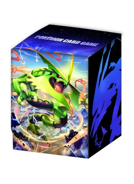 Pokemon XY Emerald Break - Mega Rayquaza - Deck Box