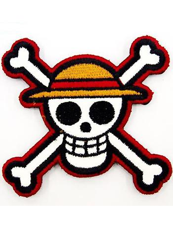 One Piece - Mugiwara Pirates - Cospa Removable Patch Wappen