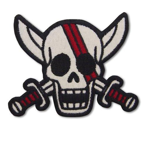 One Piece - Red Hair Pirates - Cospa Removable Velcro Patch Wappen