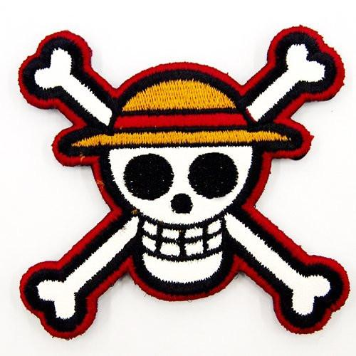 One Piece - Mugiwara Pirates - Cospa Removable Velcro Patch Wappen